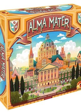 Alma Mater multilingue Précommande