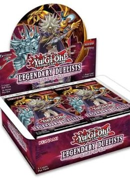 YGO Legendary Duelists: Rage of Ra - Booster Box