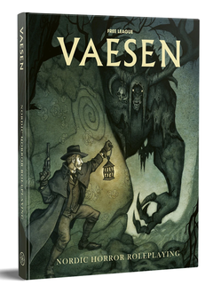 Vaesen: Nordic Horror RPG - Core Rulebook