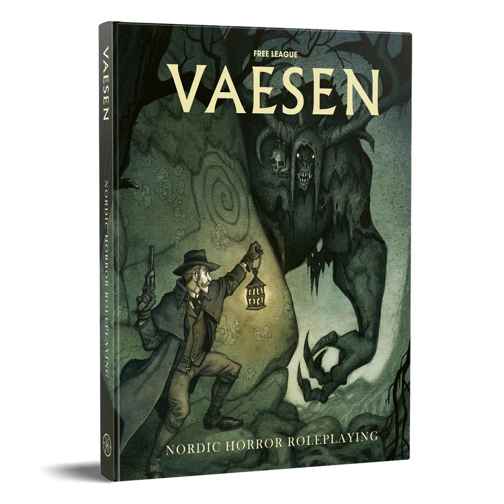 Vaesen: Nordic Horror RPG - Core Rulebook