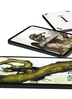 Vaesen: Nordic Horror RPG - Card Deck