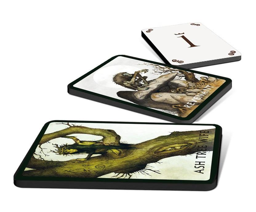 Vaesen: Nordic Horror RPG - Card Deck