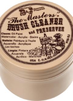 B&J Masters Brush Cleaner