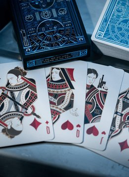 Star Wars Playing Cards - Rebel Deck (Blue)