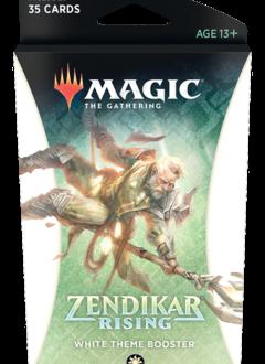Zendikar Rising - White Theme Booster