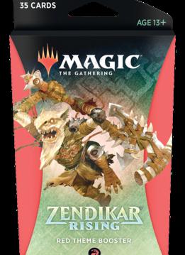 Zendikar Rising - Red Theme Booster