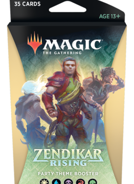 Zendikar Rising - Party Theme Booster