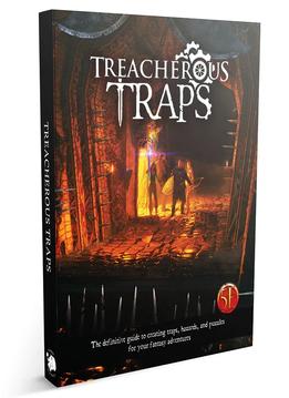 Treacherous Traps (HC)
