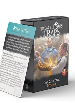 Treacherous Traps Deck: Level 9-12