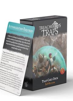 Treacherous Traps Deck: Level 17-20