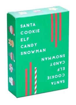Santa Cookie Elf Candy Snoman