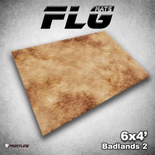 FLG Mats Badlands 2 - 4x6