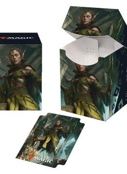 Nissa of Shadowed Boughs - MTG Zendikar Rising D-Box Pro 100+