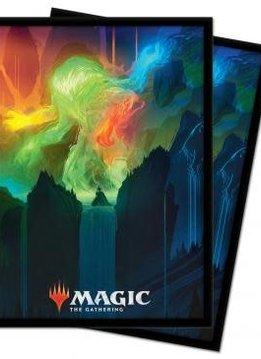 Omnath, Locus of Creation - MTG Zendikar Rising D-Pro Sleeves (100)