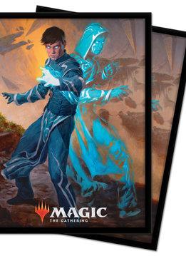 Jace, Mirror Mage - MTG Zendikar Rising D-Pro Sleeves (100)