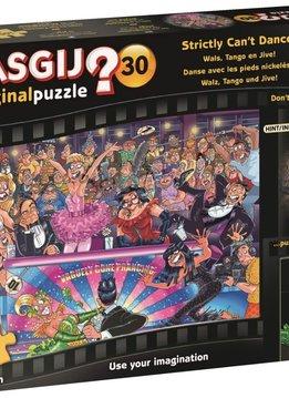 Wasgij? Original #30: Danse avec les pieds nickelés (1000 mcx)