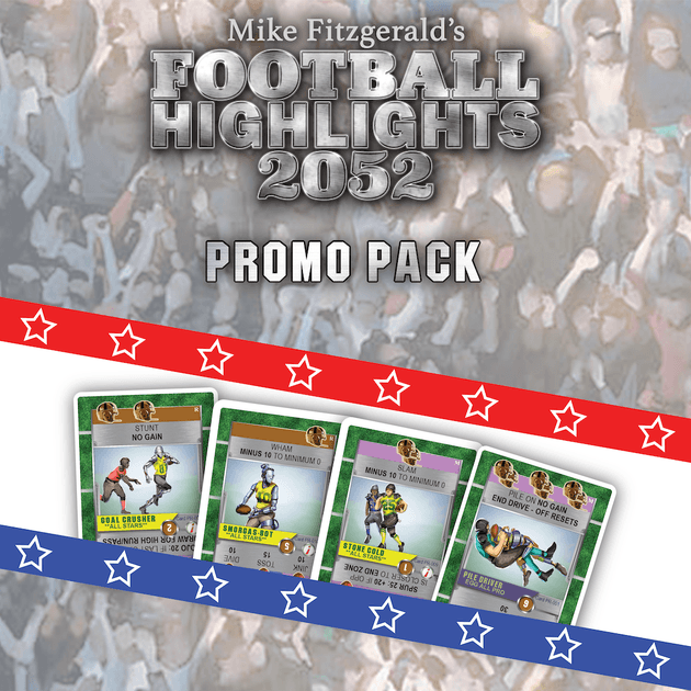 Football Highlights 2052  Promo Pack (EN)
