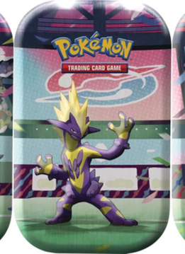 Pokémon Mini Tins: Galar Power