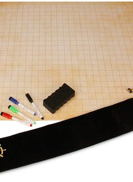 Tabletop Role Playing Game Grid Mat