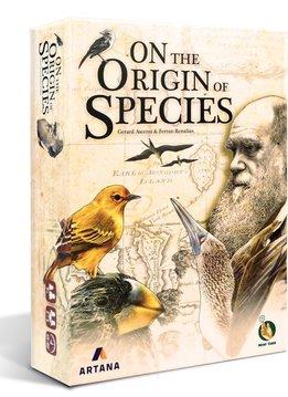 On the Origin of Species Version Kickstarter