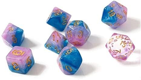 7 Die Set: Semi-Translucent - Baby Gummies