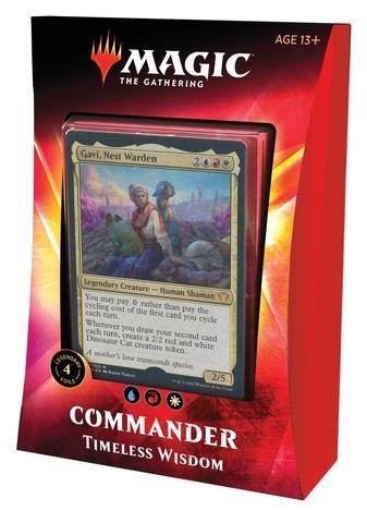 Commander Deck 2020: Timeless Wisdom