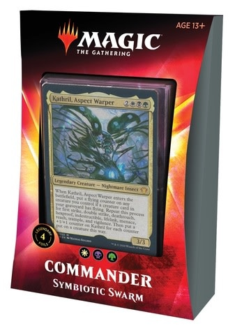 Commander Deck 2020: Symbiotic Swarm
