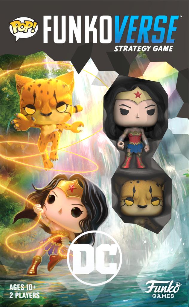 POP! Funkoverse: Wonder Woman #100 (2-Pack)