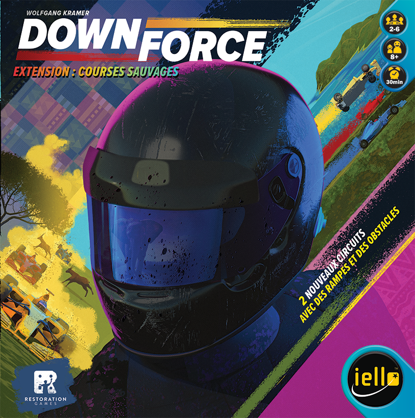 Downforce: Ext. Course Sauvage