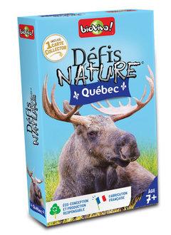 Défis Nature:  Québec