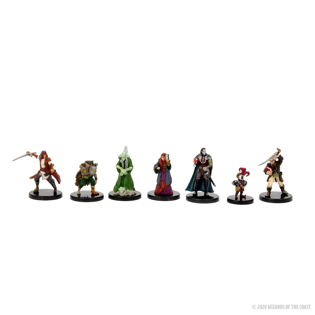 D&D Icons: Curse of Strahd -  Legends of Barovia