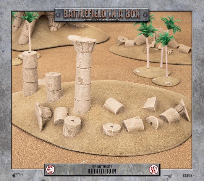 Battlefield in a Box: Buried Ruin