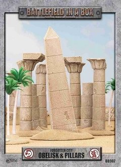 Battlefield in a Box: Obelisk and Pillars