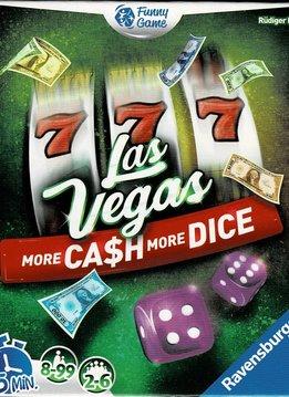 Las Vegas: More Cash, More Dice (FR)