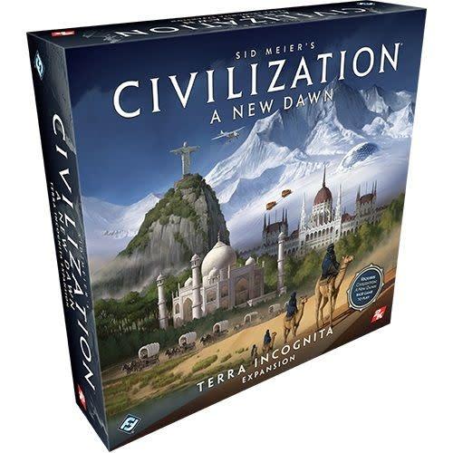 Civilization: A New Dawn - Terra Incognita Exp.