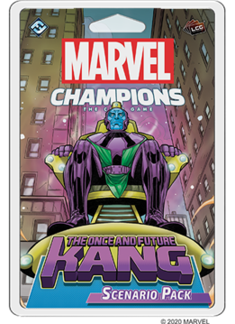 Marvel Champions: The Once and Future Kang Scenario Pack (EN)
