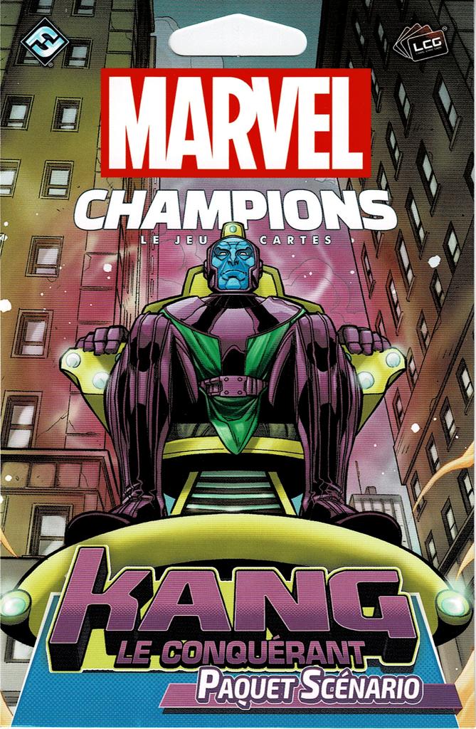 Marvel Champions: Kang le Conquérant - Paquet Scénario (FR)