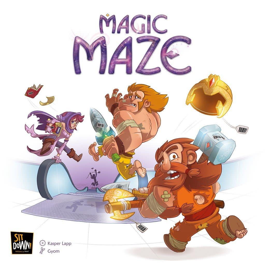 Magic Maze (EN)