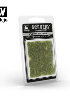 Scenery: Wild Tuft - Dry Green (Extra Large)