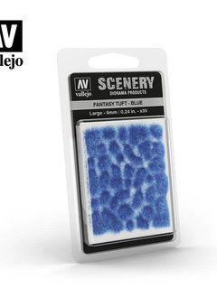Scenery: Fantasy Tuft - Blue (Large)