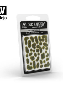 Scenery: Wild Dark Moss (Small)