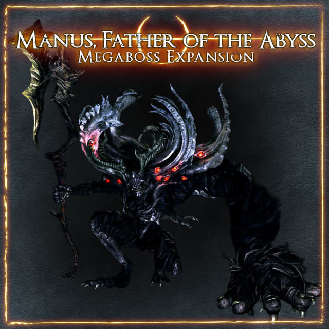 Dark Souls: Manus, Father of the Abyss Retail Excl..