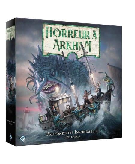 Horreur à Arkham 3e Ed.: Profondeurs Insondables Ext.