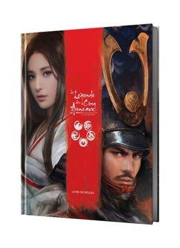 La Légende des Cinq Anneaux RPG: Livre de Règles (FR)