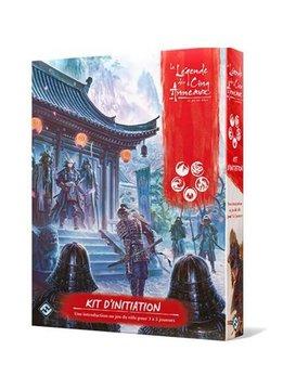 La Légende des Cinq Anneaux RPG: Kit d'Initiation (FR)