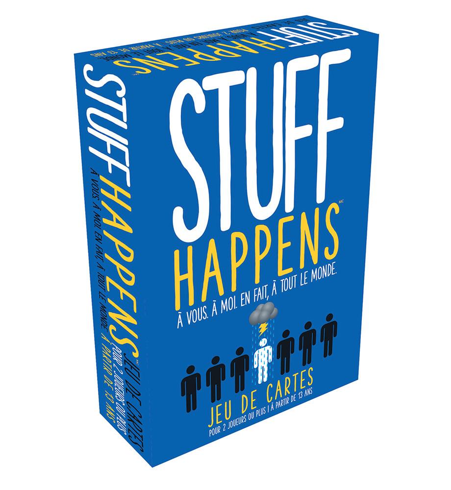 Stuff Happens (FR)