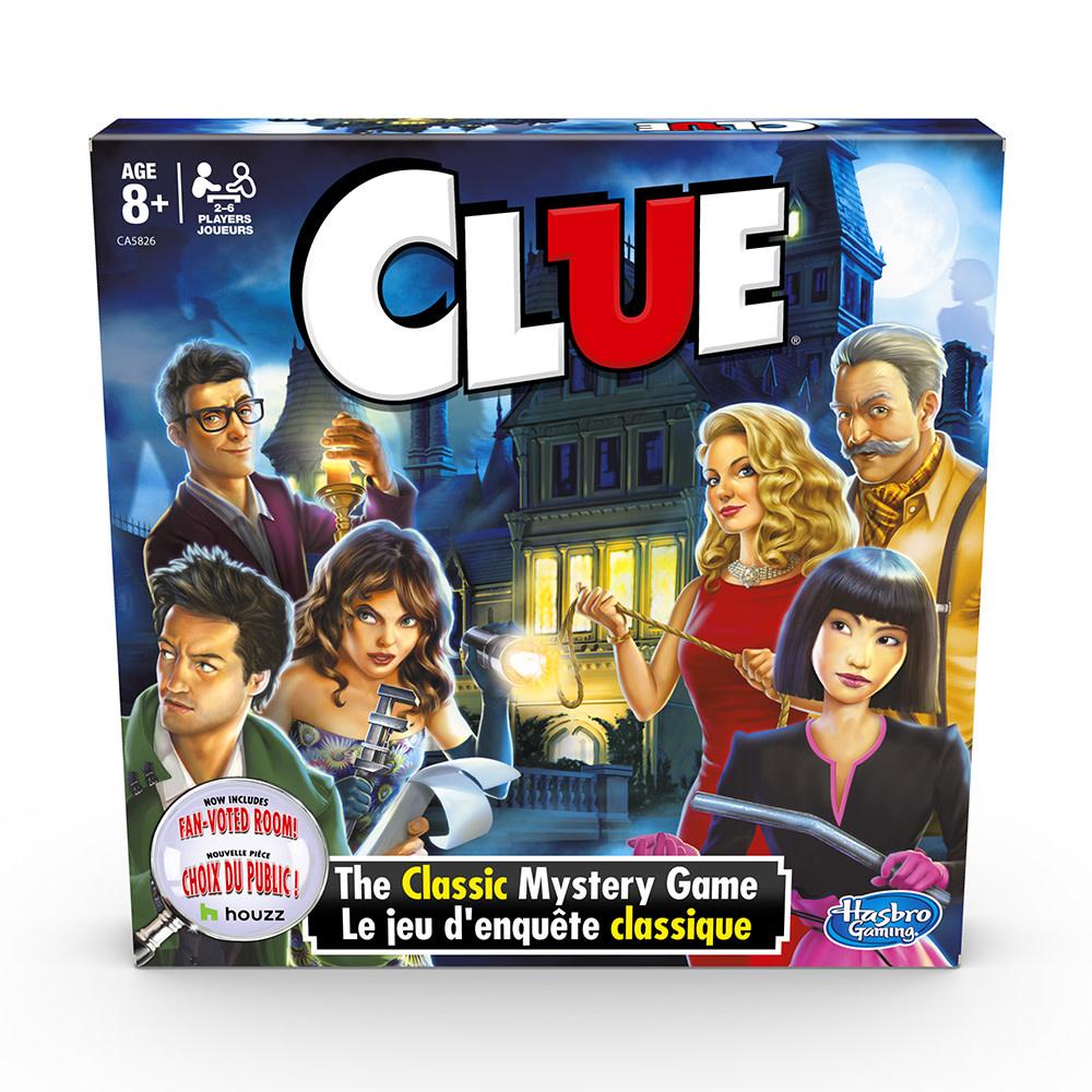 Clue - Nouvelle Version (Multi)