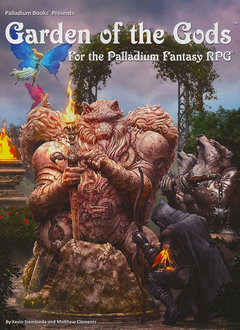 Garden of the Gods - Sourcebook for Palladium Fantasy Roleplaying