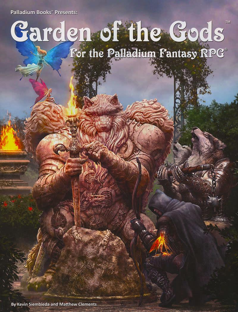 Garden of the Gods - Sourcebook for Palladium Fantasy Roleplaying