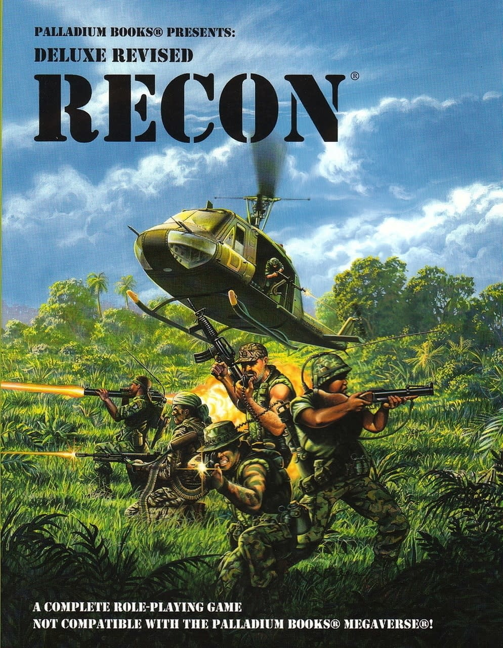 Recon RPG Deluxe Revised